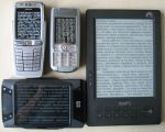 lBook® eReader V3 и другие читательные устройства (вечер, смешанное освещение)